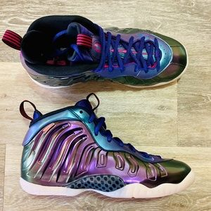 Nike Little Posite One GS Iridescent Rush Pink